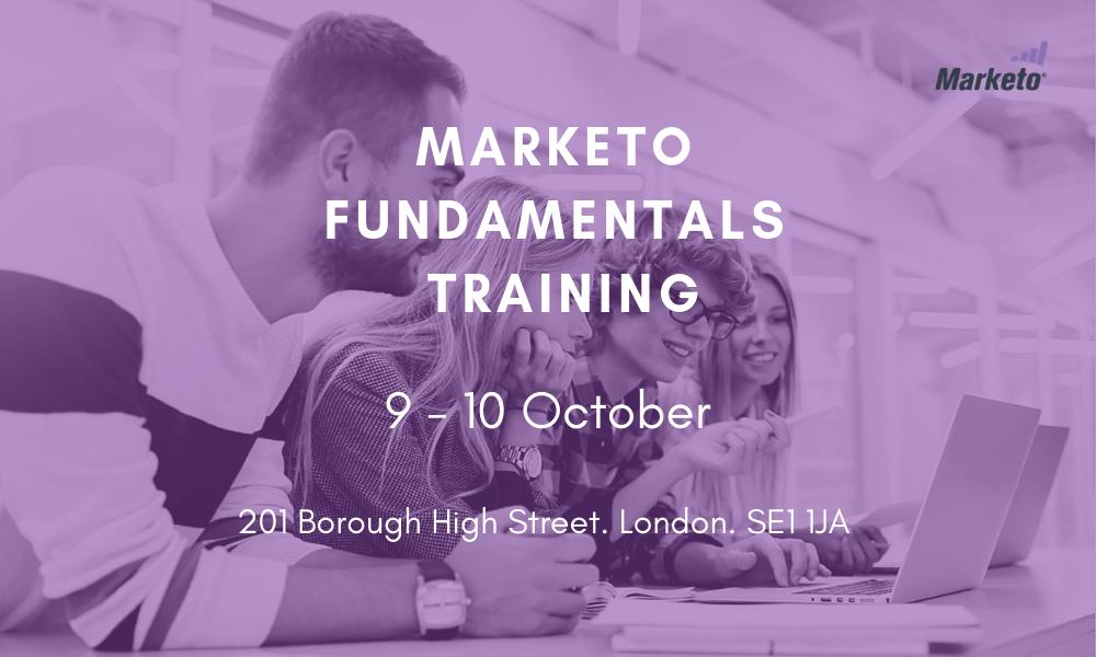 marketo training session