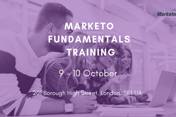 marketo training session