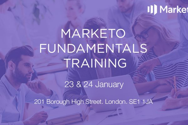 marketo fundamentals training
