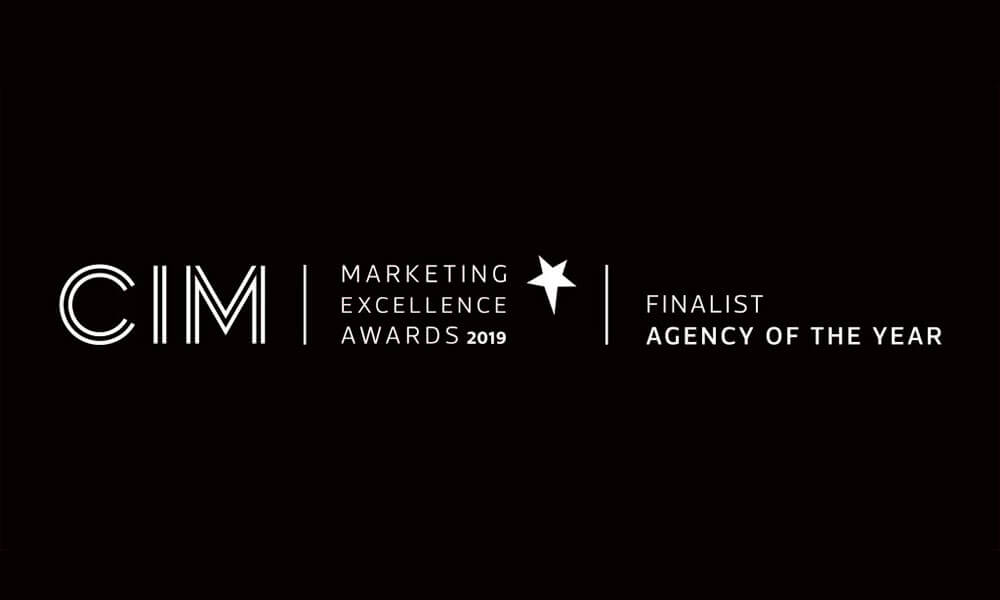 JTF Marketing Agency of the year CIM Awards