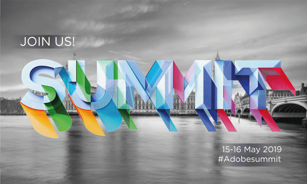 Adobe Summit EMEA 2019